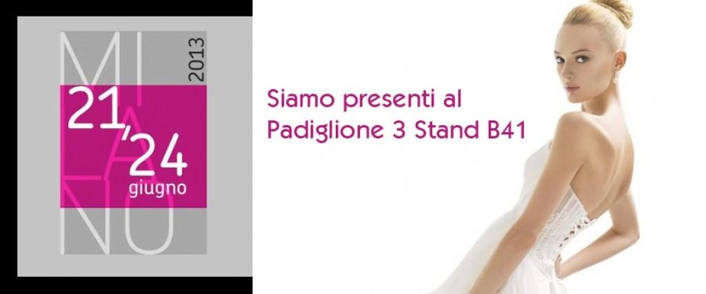 SiSposa Milano 21-24 giugno 2013